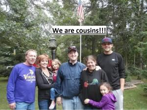 Family in MN 2013 - GFR